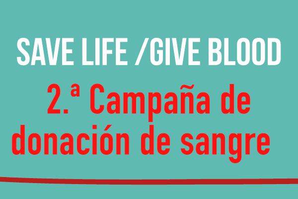 2.a Campaña de Donación de Sangre