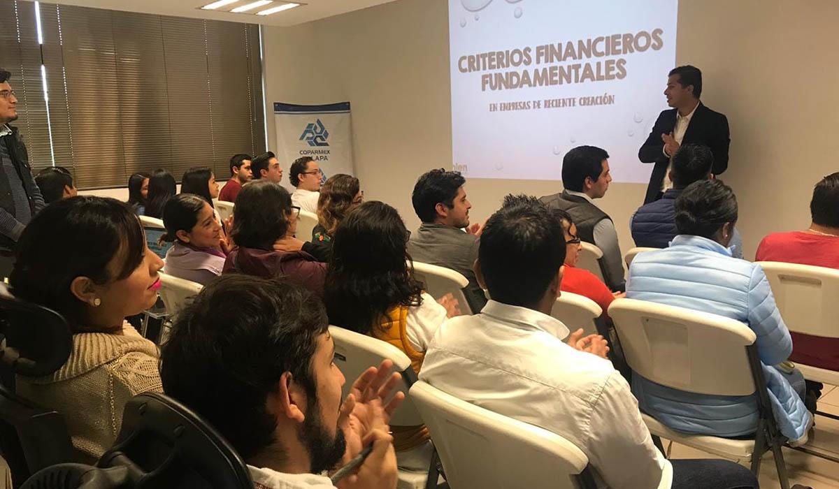 Mtro. Natalio Alejandro Arrieta Martínez, Secretaría de Economía.