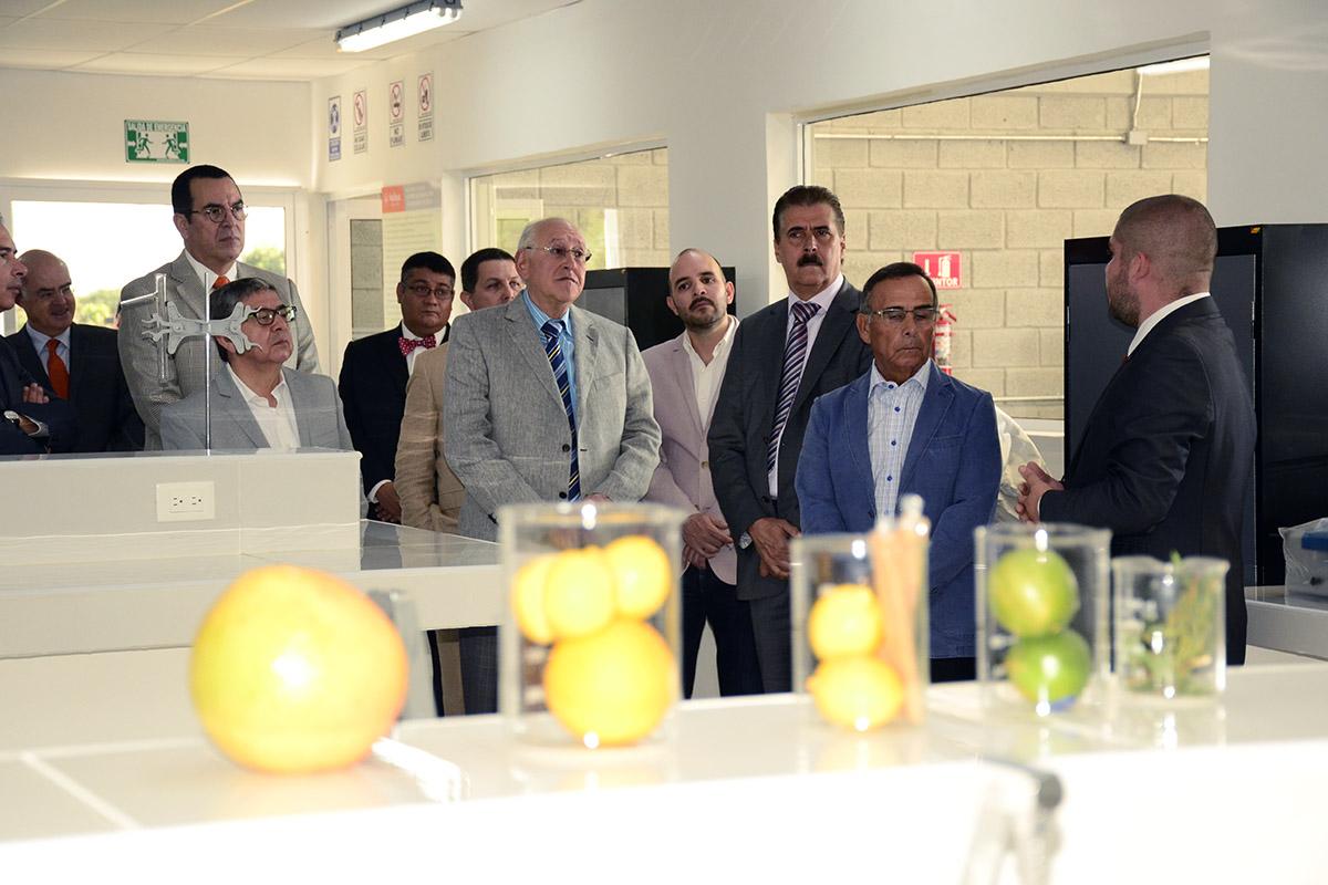 6 / 12 - Inauguración del Centro de Innovación e Ingeniería Aplicada