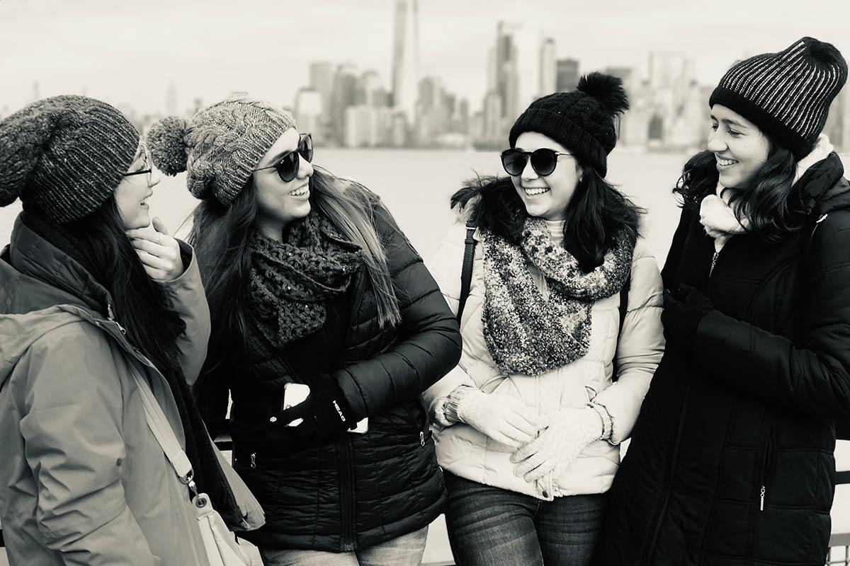 11 / 14 - Viaje Académico Internacional de Alumnos de Diseño Gráfico a Nueva York