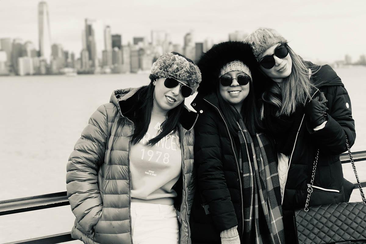 12 / 14 - Viaje Académico Internacional de Alumnos de Diseño Gráfico a Nueva York