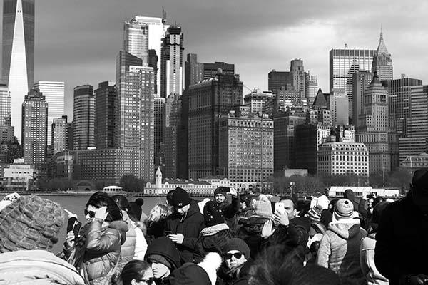 Viaje Académico Internacional de Alumnos de Diseño Gráfico a Nueva York