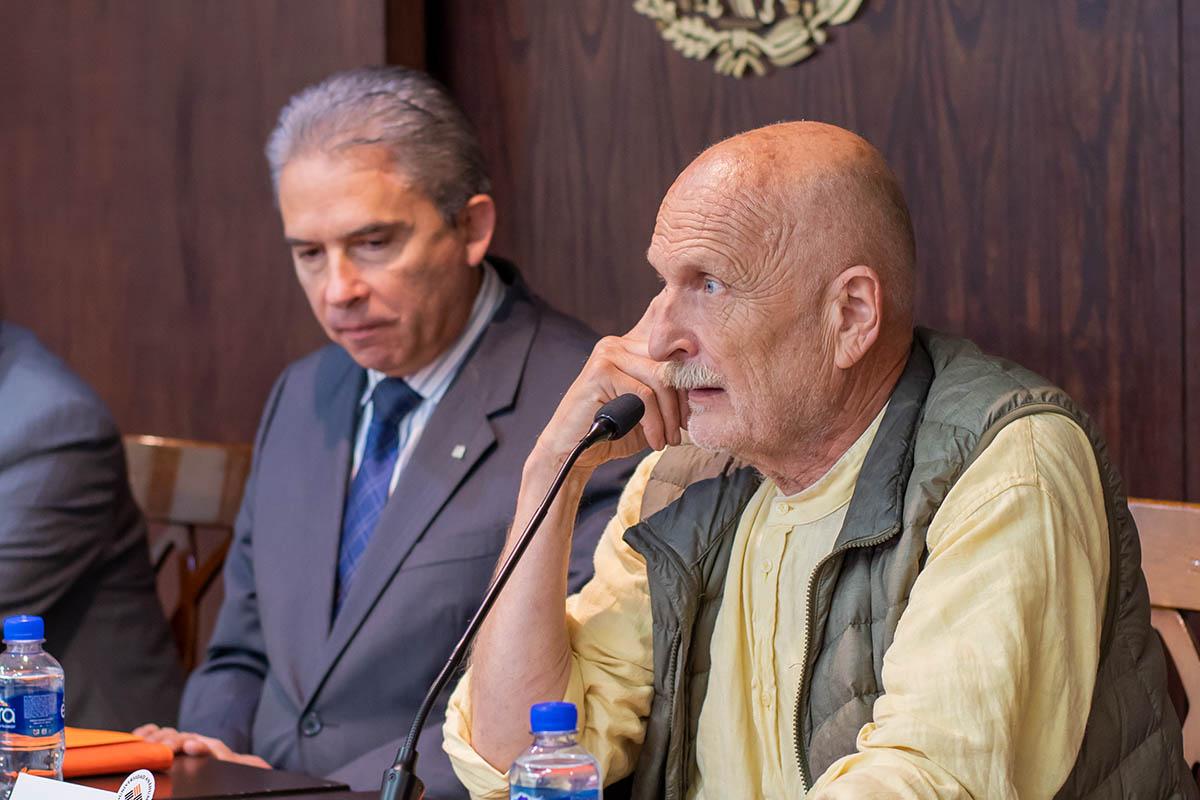 4 / 5 - Mtro. Hans Per Erik Anderson Uusberg, presidente de la Ceiba Gráfica.