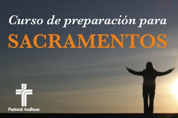 Curso de Preparación para Sacramentos