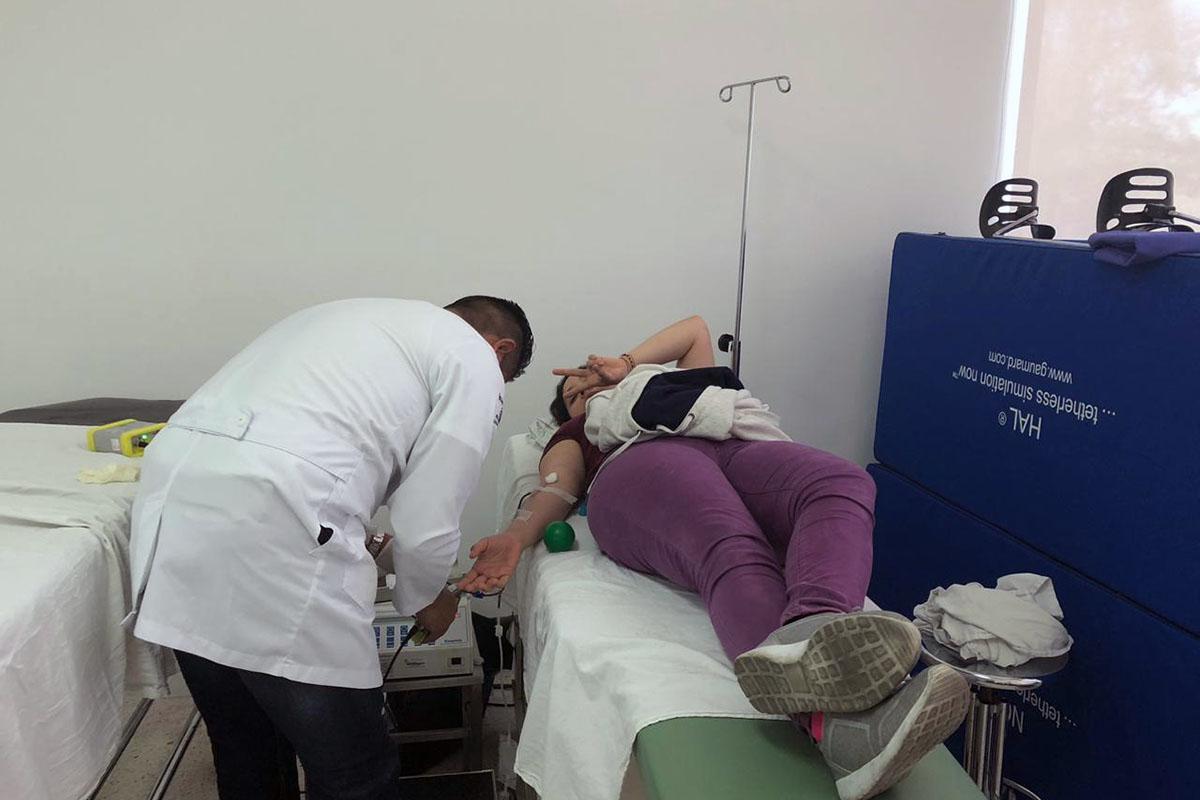 5 / 8 - Segunda Campaña de Donación de Sangre SAVE LIFE / GIVE BLOOD