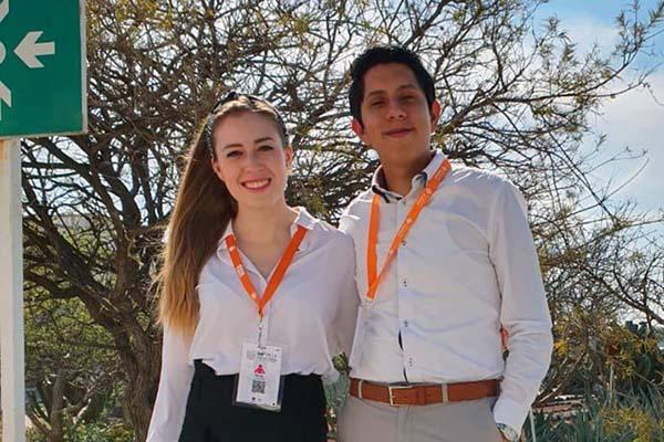 Alumnos participan en el Congreso Nacional de Psicología CNEIP 2019