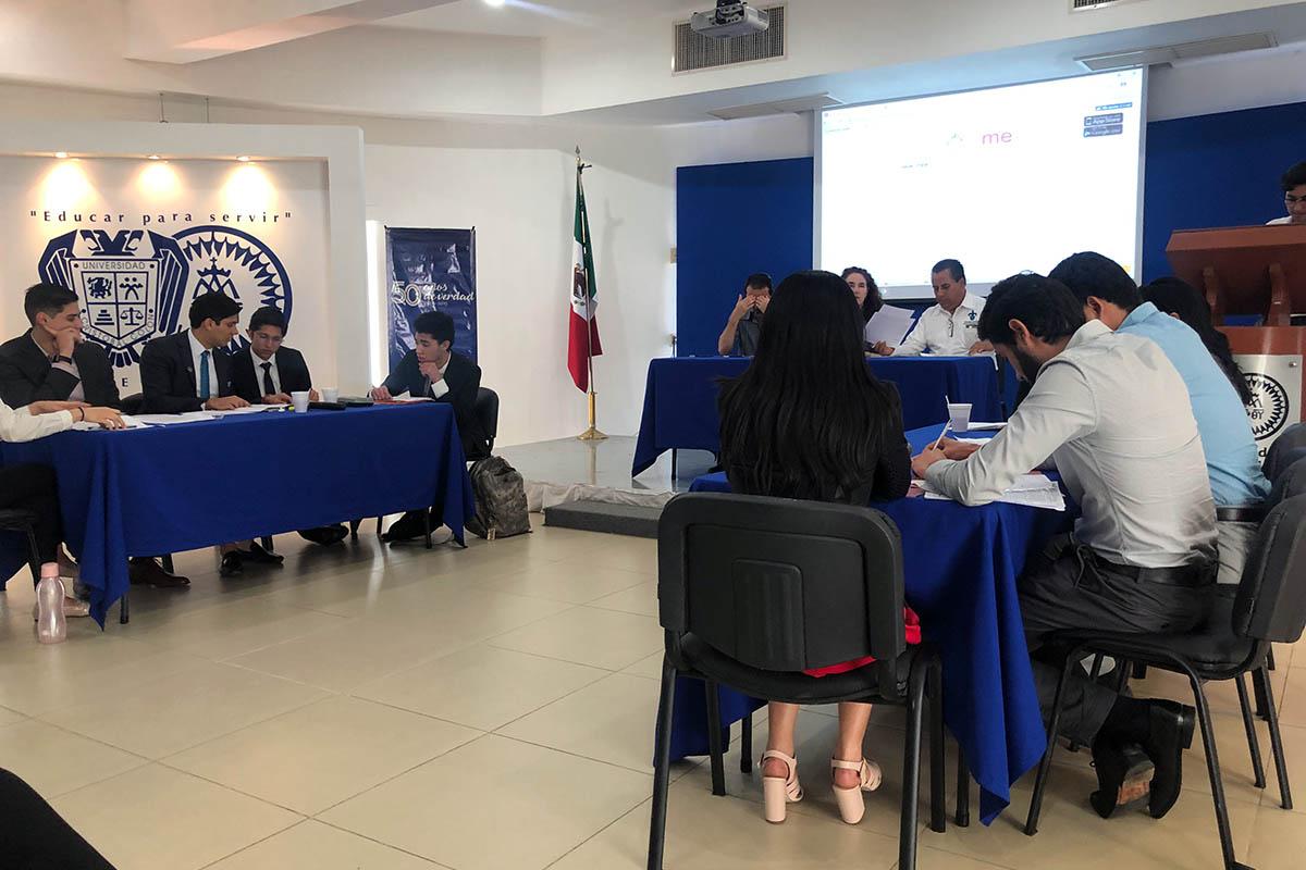 2.o Torneo Interuniversitario de Debates ECONTA 2019, UCC Business School