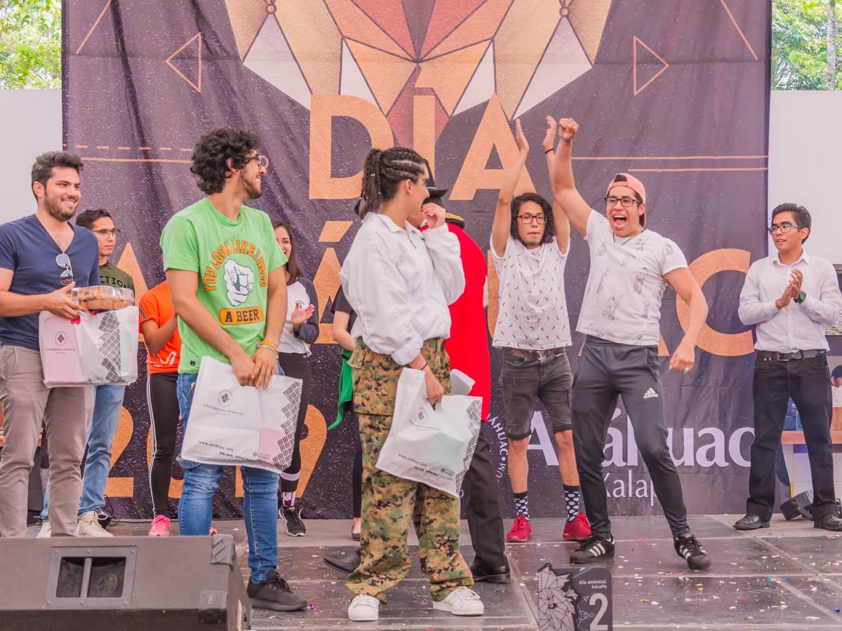 22 / 124 - Día Anáhuac 2019: Galería