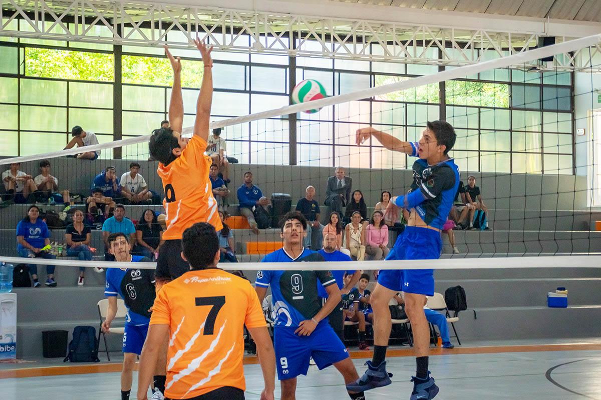 1 / 18 - Finaliza Nacional Voleibol CONADEIP