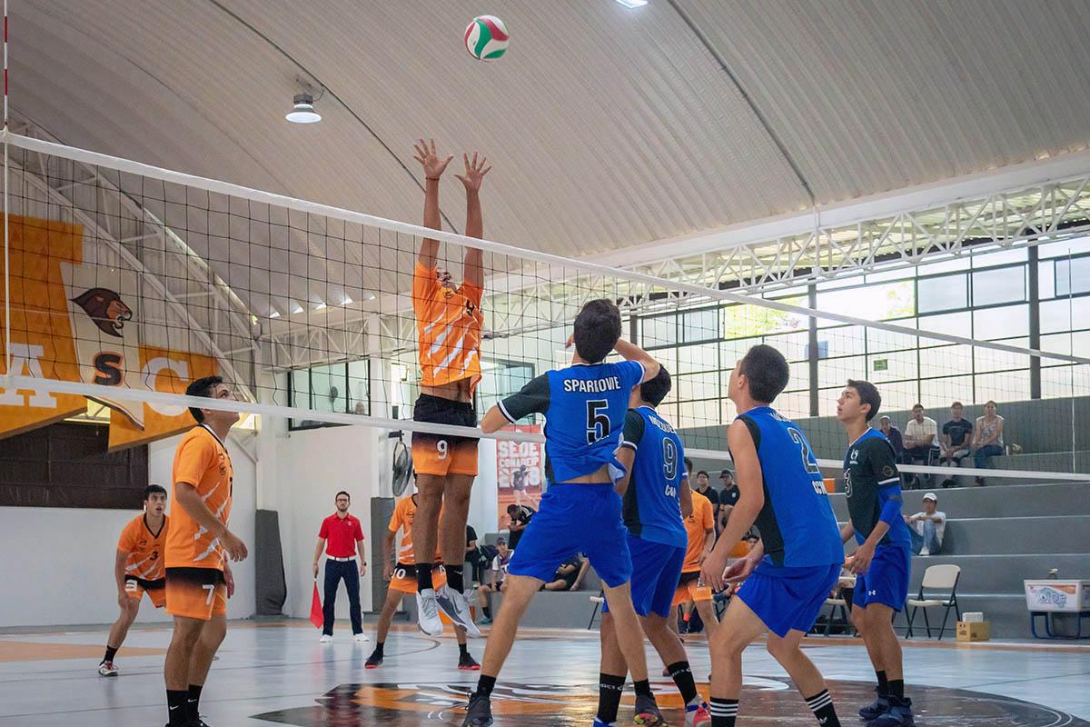 2 / 18 - Finaliza Nacional Voleibol CONADEIP