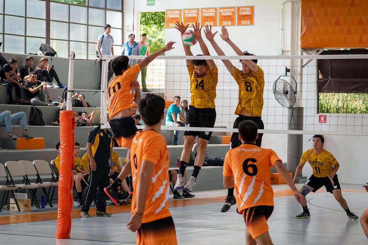 3 / 18 - Finaliza Nacional Voleibol CONADEIP