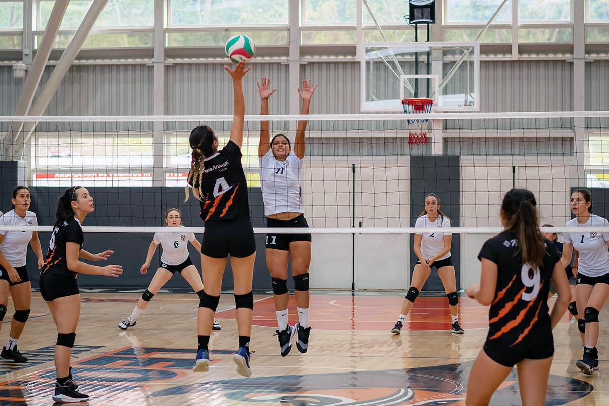 4 / 18 - Finaliza Nacional Voleibol CONADEIP