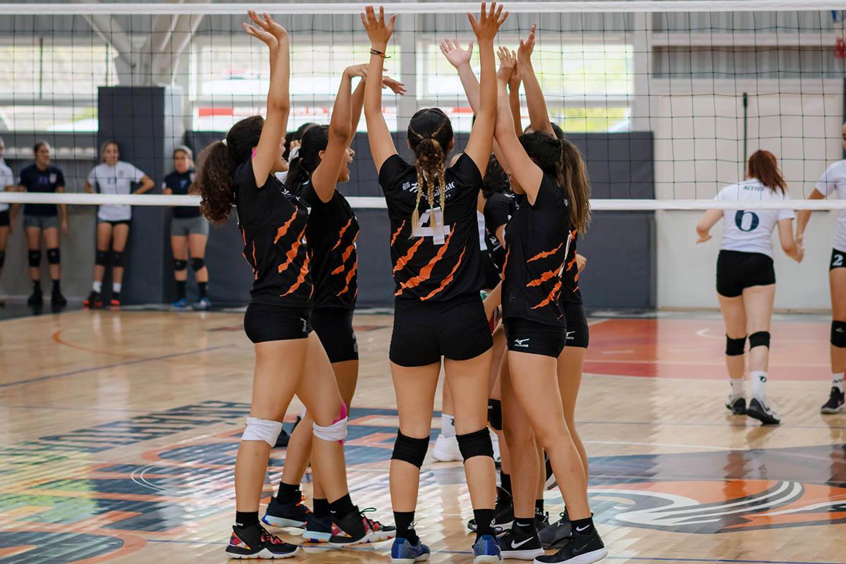 5 / 18 - Finaliza Nacional Voleibol CONADEIP