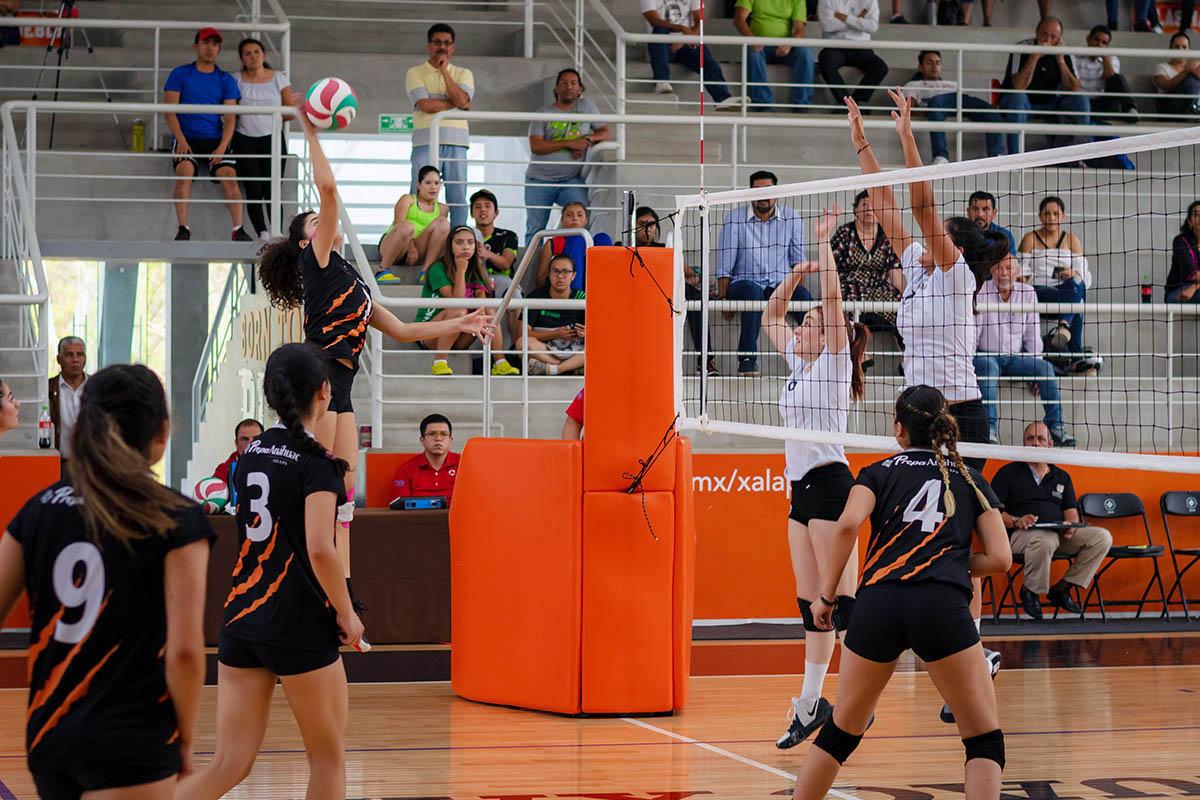 6 / 18 - Finaliza Nacional Voleibol CONADEIP
