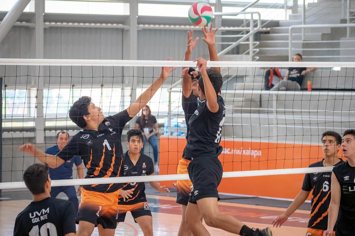 7 / 18 - Finaliza Nacional Voleibol CONADEIP