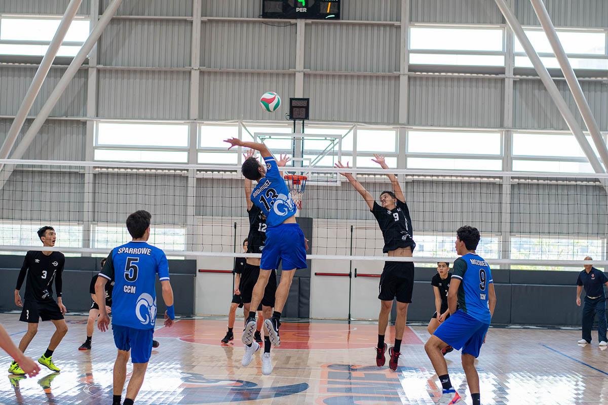 8 / 18 - Finaliza Nacional Voleibol CONADEIP