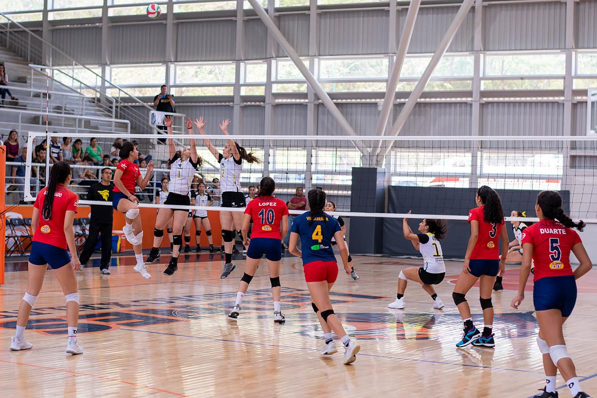 10 / 18 - Finaliza Nacional Voleibol CONADEIP