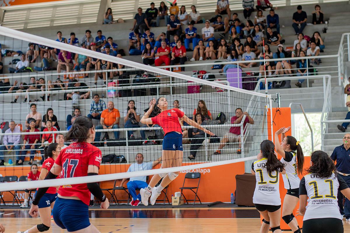 11 / 18 - Finaliza Nacional Voleibol CONADEIP