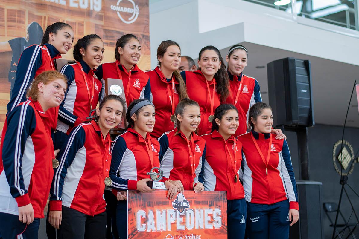 18 / 18 - Finaliza Nacional Voleibol CONADEIP