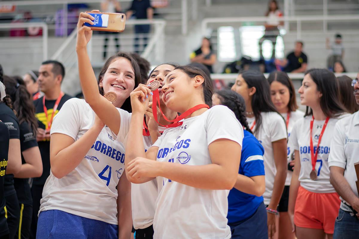 12 / 18 - Finaliza Nacional Voleibol CONADEIP