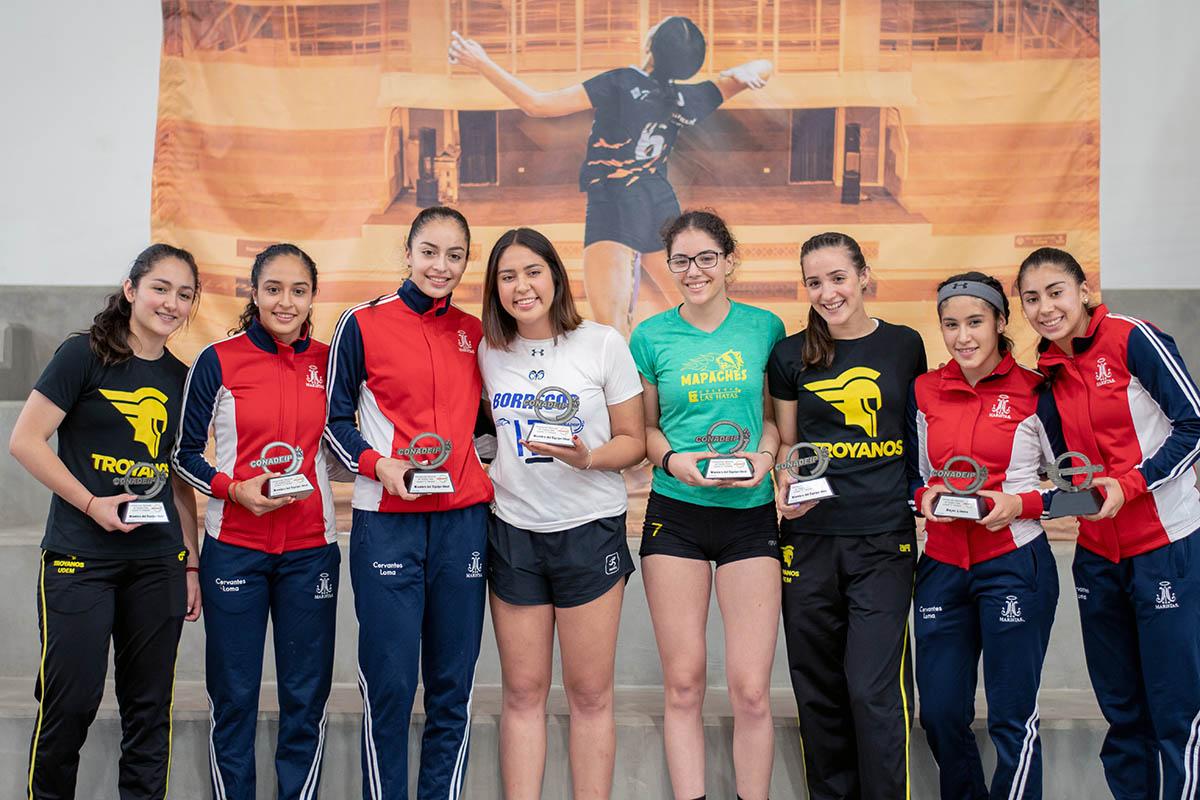 16 / 18 - Finaliza Nacional Voleibol CONADEIP