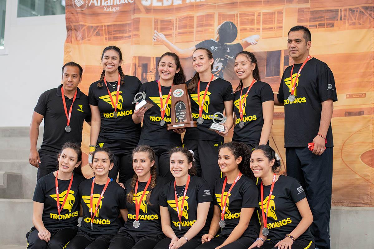 17 / 18 - Finaliza Nacional Voleibol CONADEIP