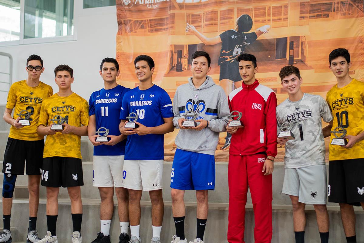 13 / 18 - Finaliza Nacional Voleibol CONADEIP