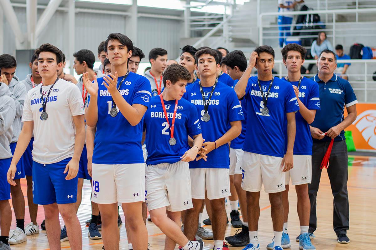 14 / 18 - Finaliza Nacional Voleibol CONADEIP