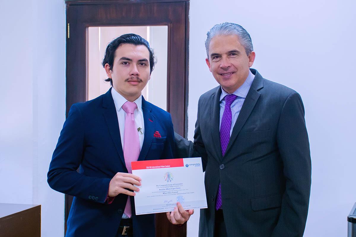 2 / 6 - Brandon Alberto López Osorio, productor.