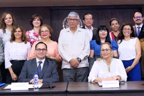 Ceremonia de Instauración de la Comisión para el Fortalecimiento de los Valores Universales, Nacionales, Tradicionales y Locales