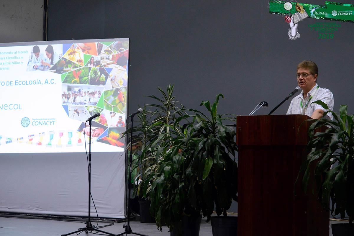 2 / 3 - Dr. Martín Aluja Schuneman-Hofer, fundador del PFICCyT.