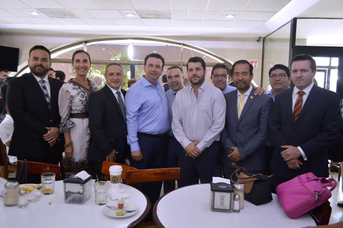 5 / 5 - Participación de la Universidad Anáhuac Xalapa en la Revisión del Plan Veracruzano de Desarrollo