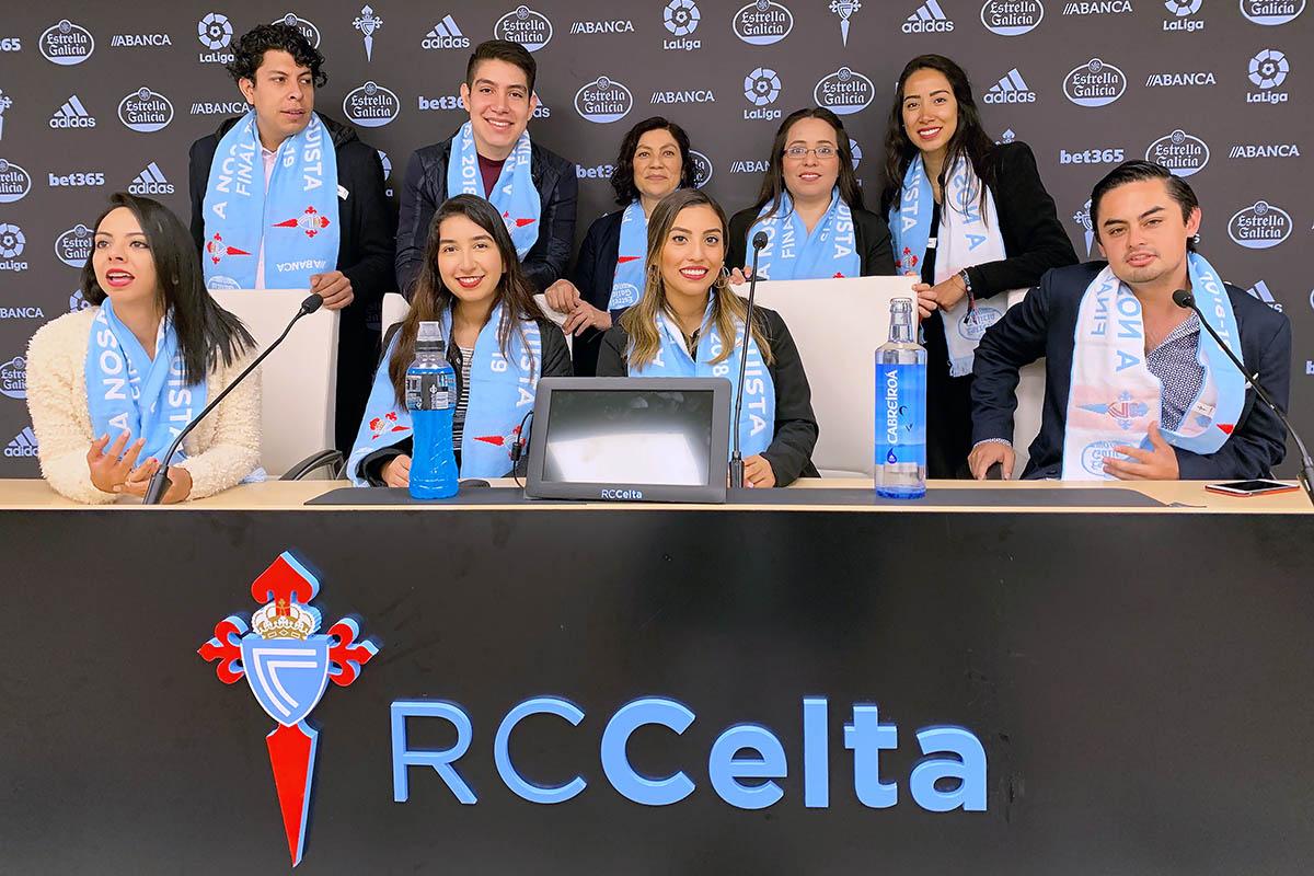7 / 9 - Alumnos de la Universidad Anáhuac Xalapa viajaron a España para realizar Estudios en Alta Dirección