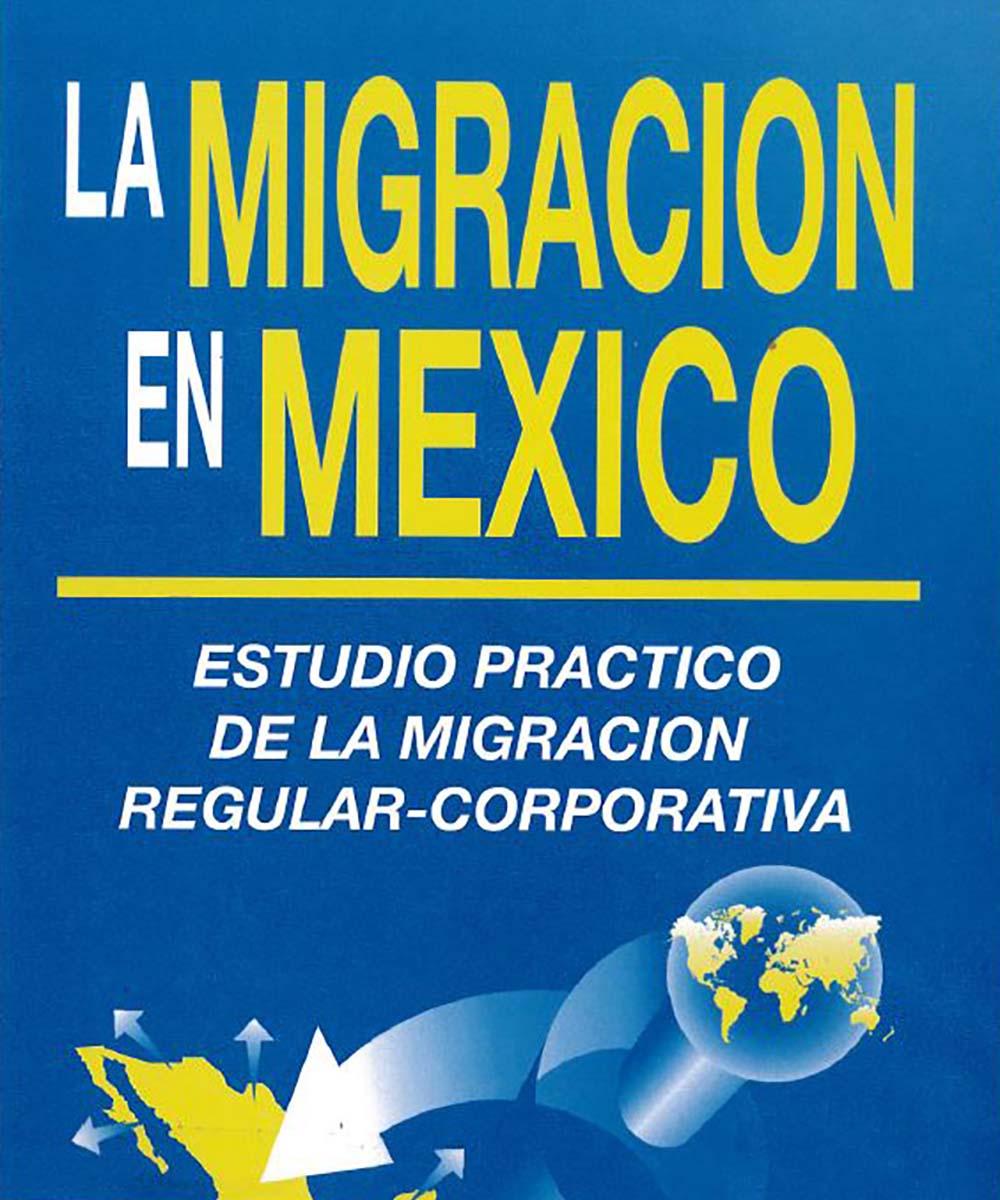 3 / 12 - JV6493 M54 La Migración en México, OJEDA Y ASOCIADOS OJEDA - ISEF, México 2018