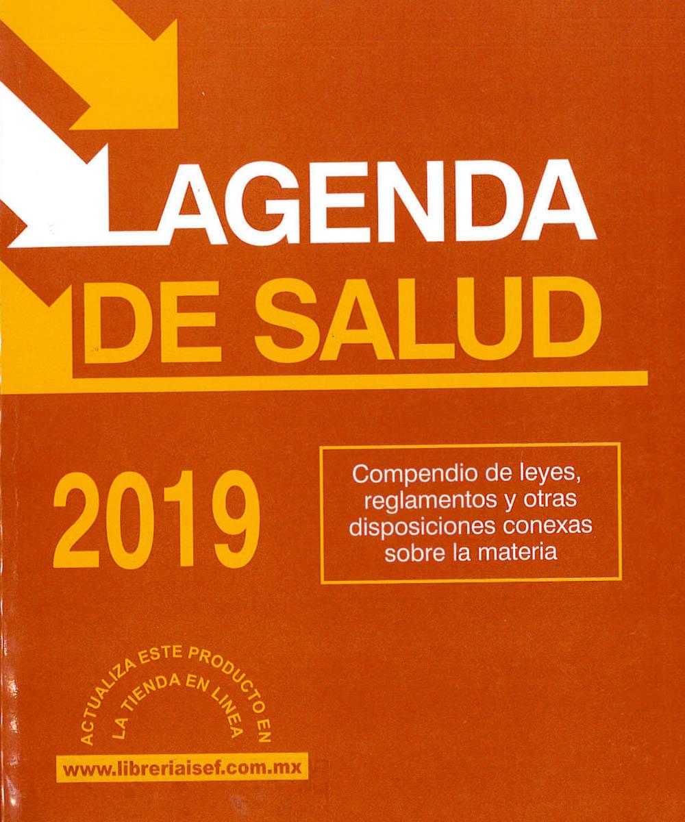 7 / 12 - KGF3400. A2I-845 Agenda de la Salud - ISEF, México 2019