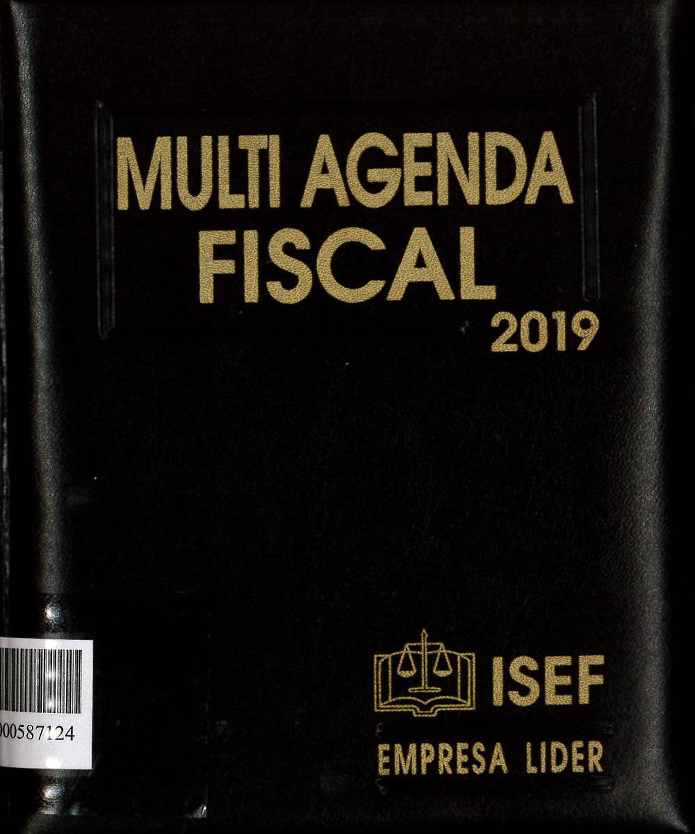 11 / 12 - KGF4584 M85 Multi Agenda Fiscal - ISEF, México 2019