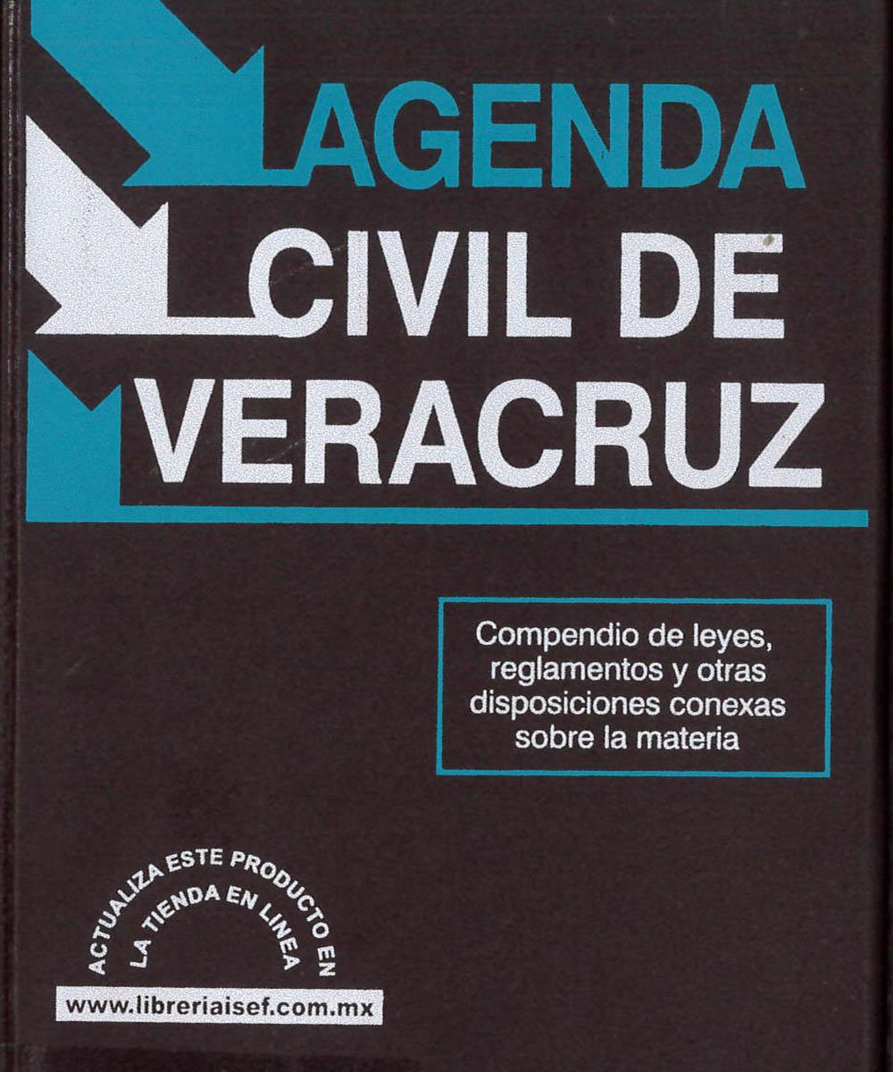 12 / 12 - KGF7511.A28 A44 Agenda Civil de Veracruz - ISEF, México 2018