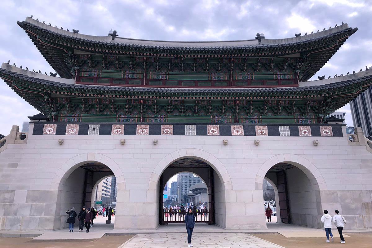 1 / 5 - Intercambio en Corea del Sur de Alumnas de Mercadotecnia Estratégica
