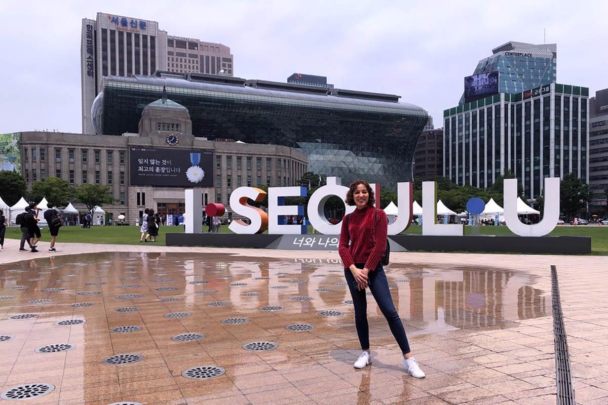 4 / 5 - Intercambio en Corea del Sur de Alumnas de Mercadotecnia Estratégica