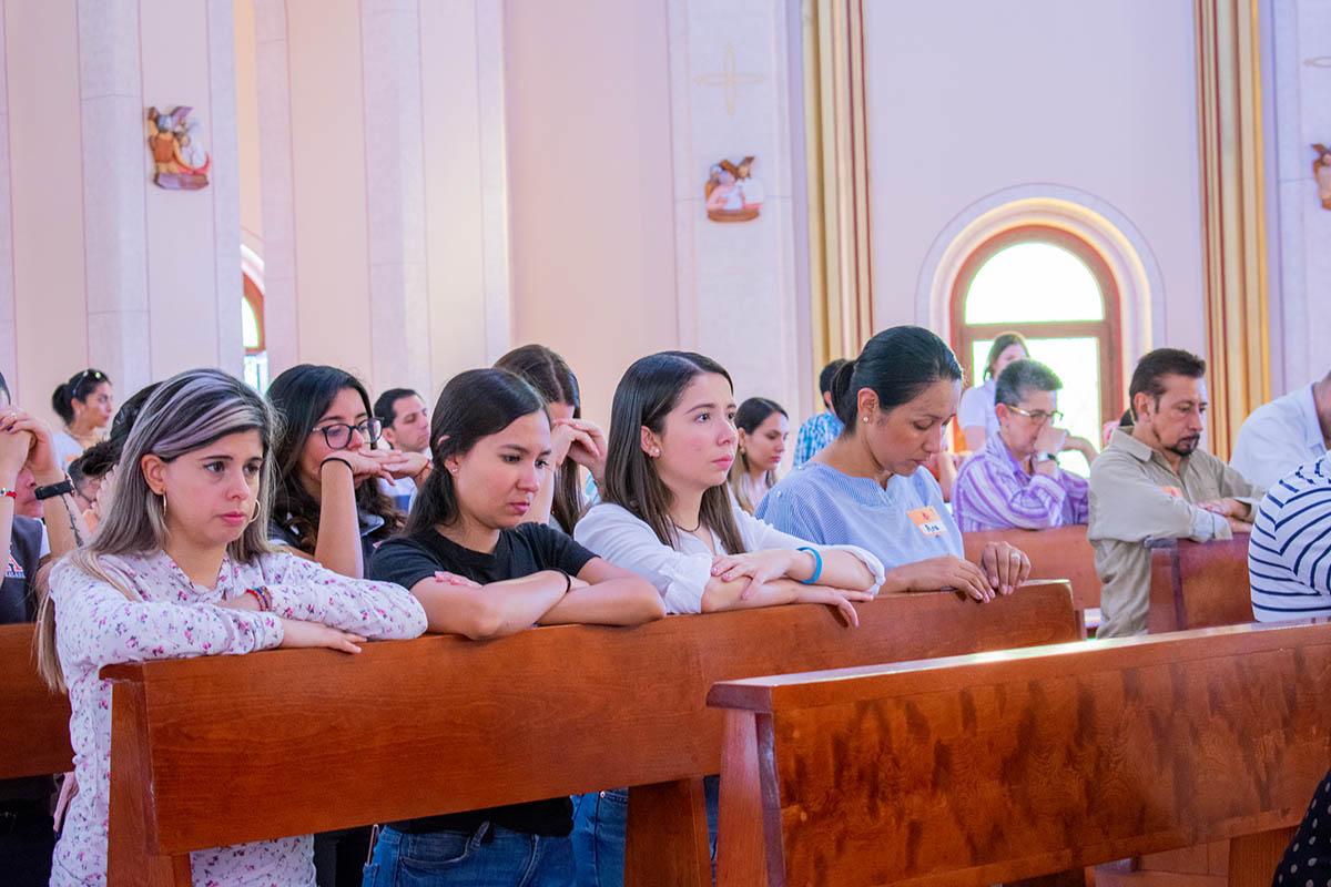 V Retiro Espiritual para Personal Académico y Administrativo