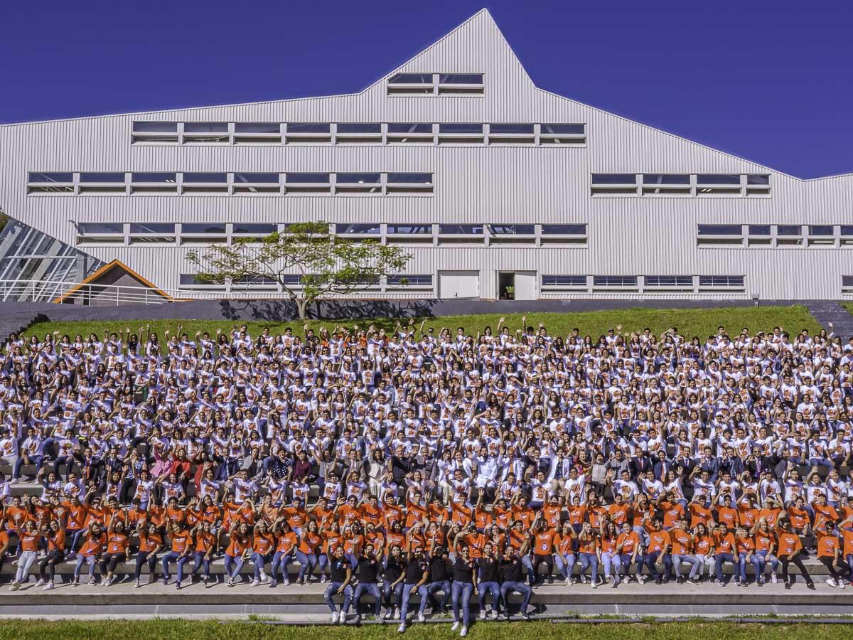 1 / 150 - Bienvenida Integral Universitaria 2019: Galería