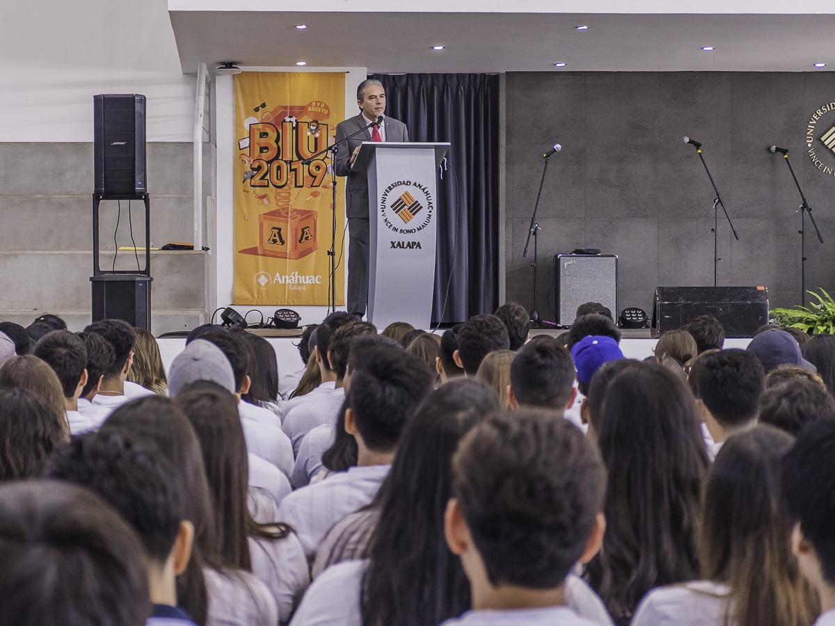 3 / 150 - Bienvenida Integral Universitaria 2019: Galería