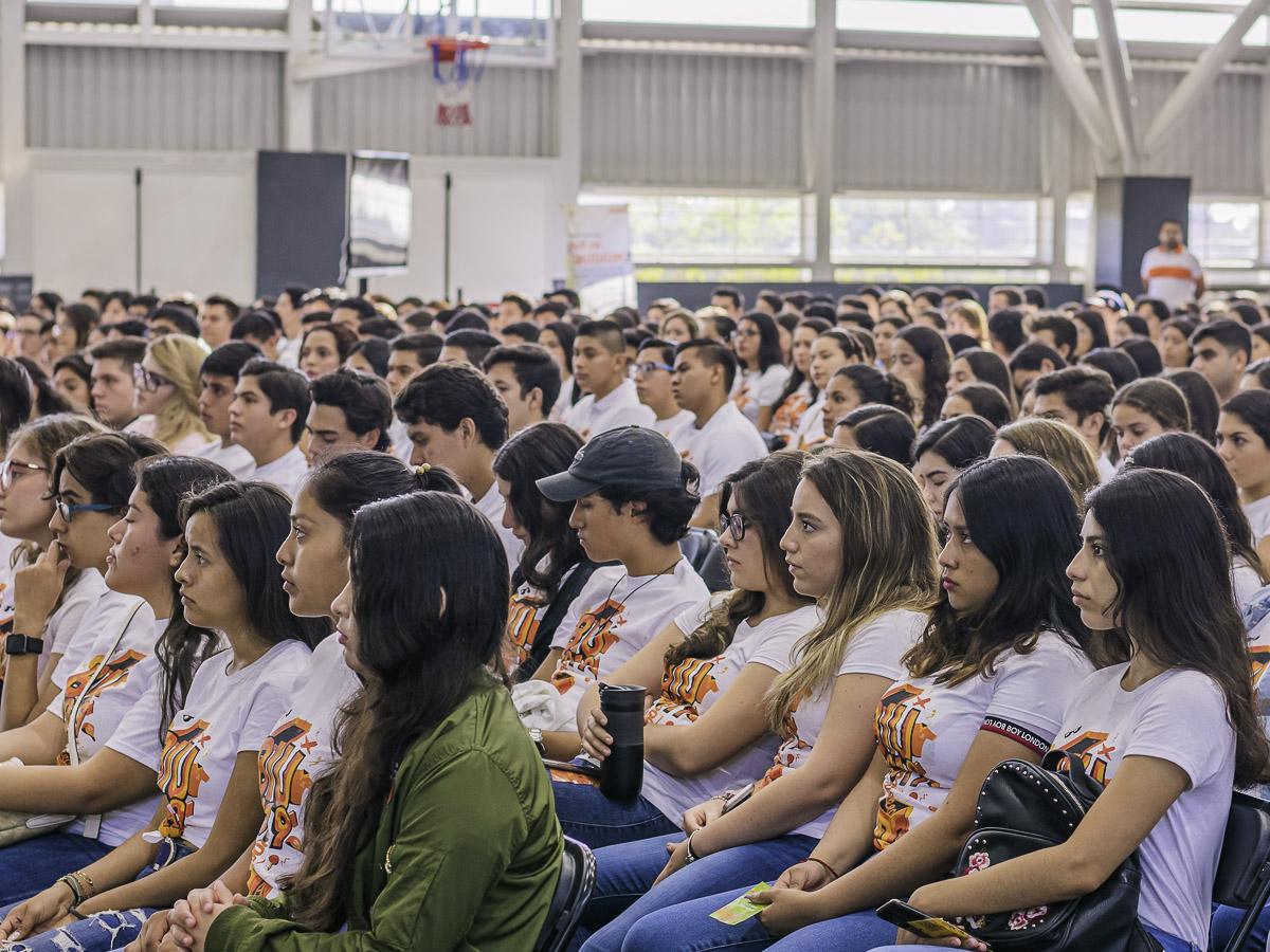 5 / 150 - Bienvenida Integral Universitaria 2019: Galería