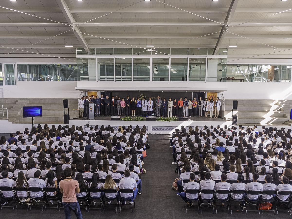 6 / 150 - Bienvenida Integral Universitaria 2019: Galería