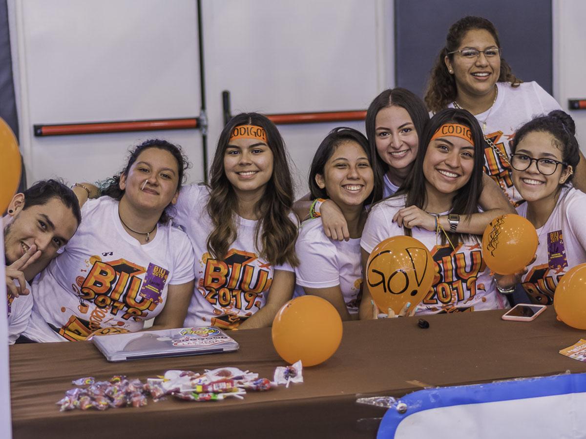 14 / 150 - Bienvenida Integral Universitaria 2019: Galería