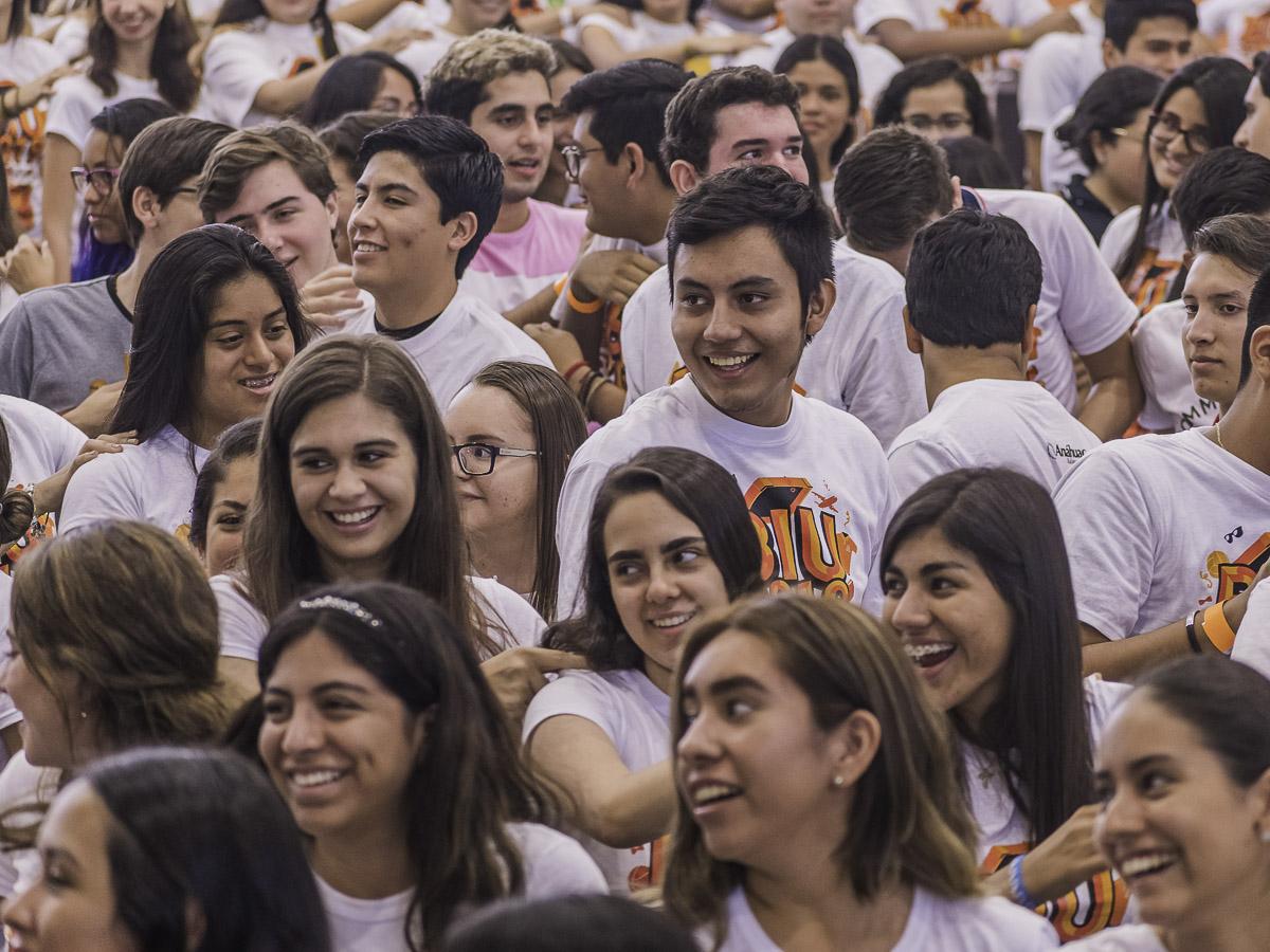 19 / 150 - Bienvenida Integral Universitaria 2019: Galería
