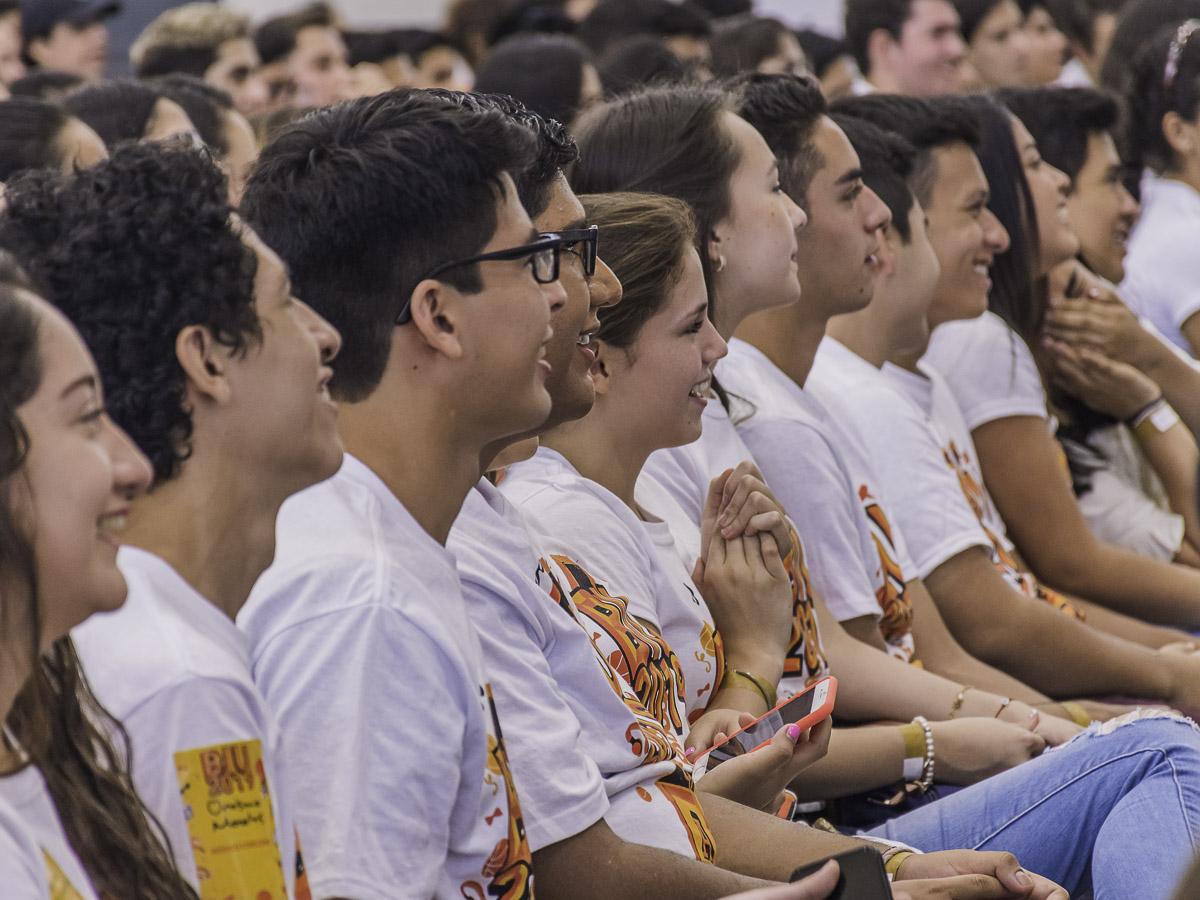 32 / 150 - Bienvenida Integral Universitaria 2019: Galería