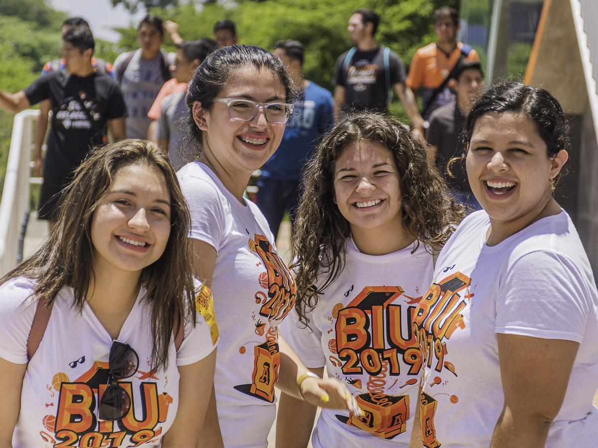 41 / 150 - Bienvenida Integral Universitaria 2019: Galería