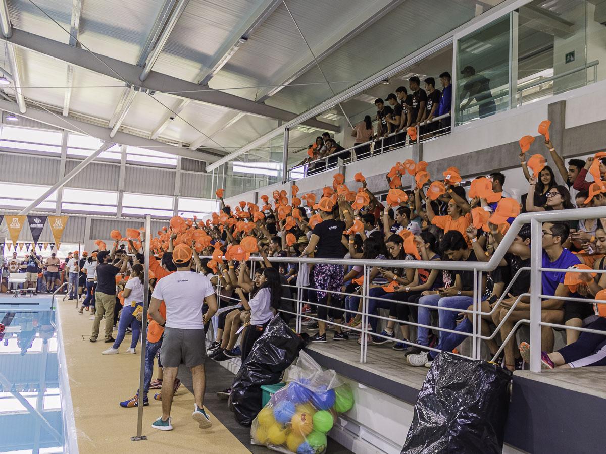 55 / 150 - Bienvenida Integral Universitaria 2019: Galería
