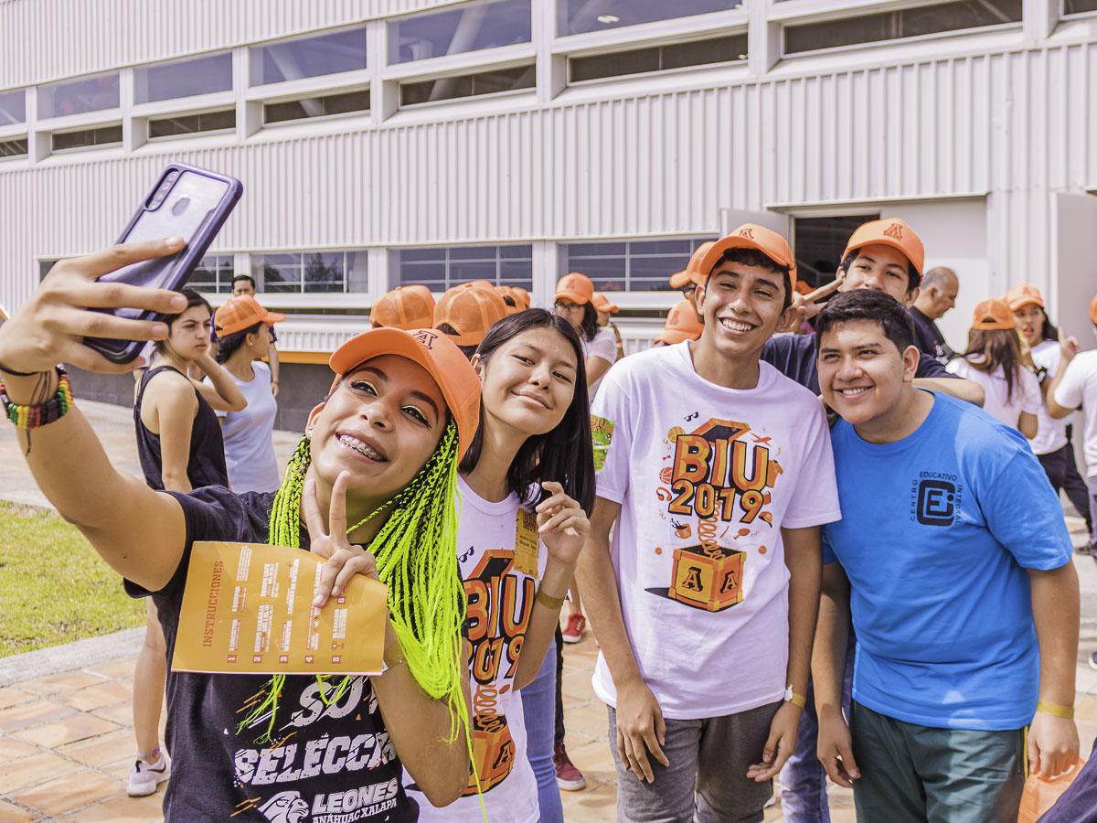 72 / 150 - Bienvenida Integral Universitaria 2019: Galería